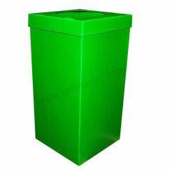 Plastik Geri Dönüşüm Kolisi - Yeşil