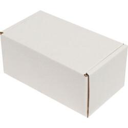 15*8*6,5cm Kilitli Kutu - Beyaz - Thumbnail