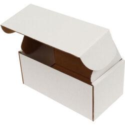 15*8*6,5cm Kilitli Kutu - Beyaz