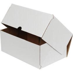23,5*10*4,5cm E-Ticaret Kargo Kutusu - Beyaz