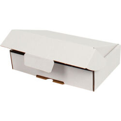 24*16,5*6cm Kilitli Kutu - Beyaz