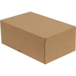 25*16*10cm E-Ticaret Kargo Kutusu - Kraft - Thumbnail