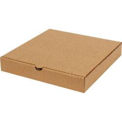 28*28*4,5cm Pizza Kutusu - Kraft