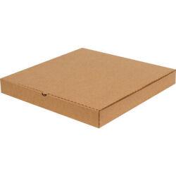 32*32*4cm Pizza Kutusu - Kraft