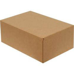 34*26*18cm E-Ticaret Kargo Kutusu - Kraft - Thumbnail