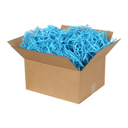 Kırpık Kağıt Dolgu Malzemesi- Koyu Mavi - 250 Gr - Thumbnail