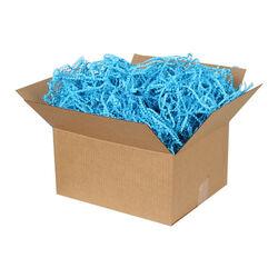 Kırpık Kağıt Dolgu Malzemesi- Koyu Mavi - 250 Gr