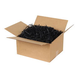 Kırpık Kağıt Dolgu Malzemesi- Siyah -250Gr