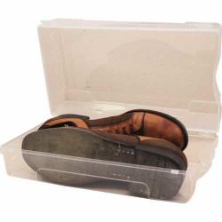 Plastik Ayakkabı Kutusu - Bay [5'li] - Thumbnail